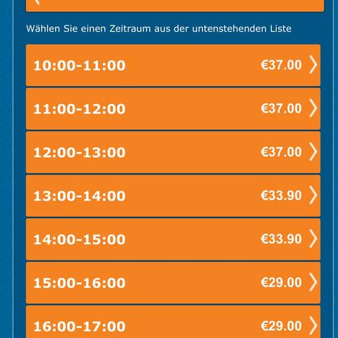 Sealife oberhausen Besuchszeiten?