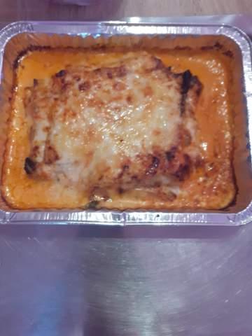 Sehen diese lasagne lecker aus?