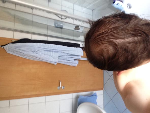 Haare nass - (Gesundheit, Haare, Sex)