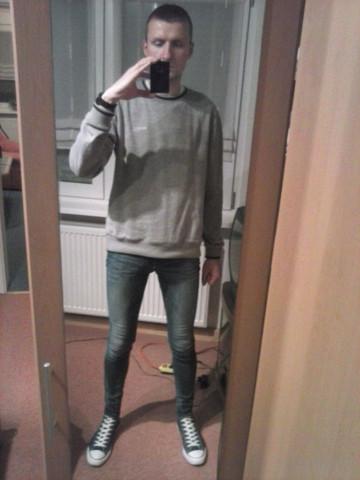 Jeans Französisch