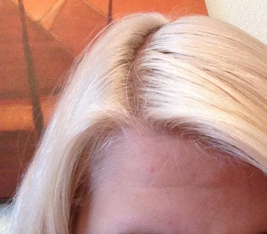 Orange - (blond, Orange)