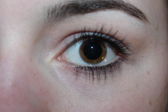 hieer - (Augen, Pupille)