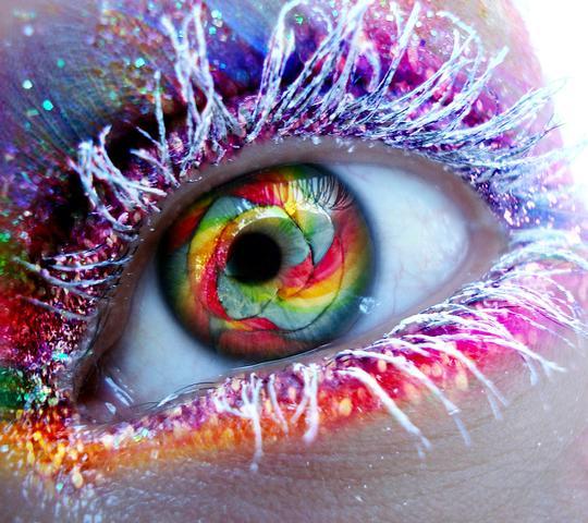 Mit richtig satten Farben : ) - (Bilder, HD)