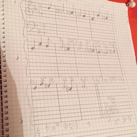 D-Moll - (Musik, Instrument, Theorie)