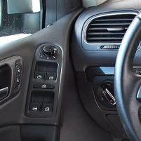 Der Knopf der die Seitenspiegel einstellt hat keine Funktion. - (Volkswagen, Golf 6)