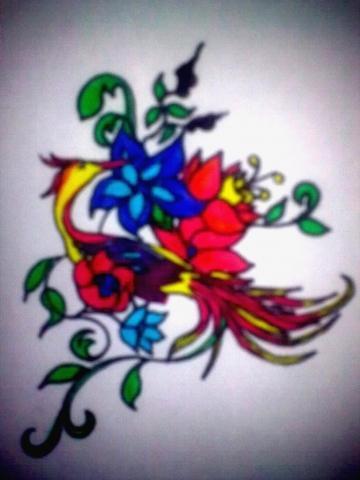 Tattoovorlage - (Tattoo, Tätowieren)