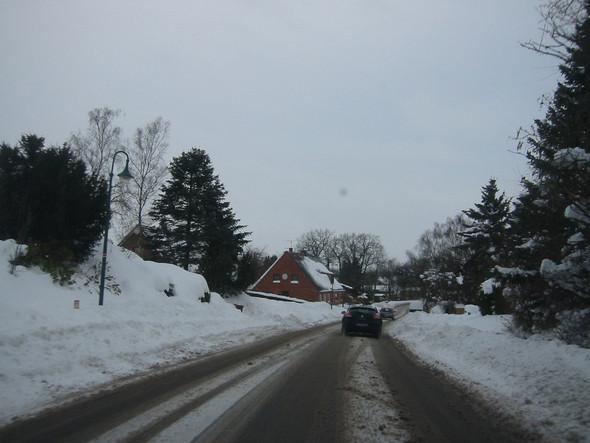 Winter in Bayern - (Technik, Recht, Technologie)
