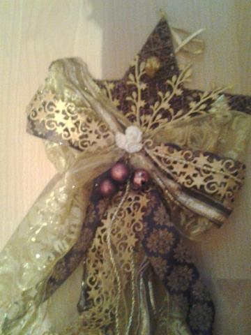 Dekoration 1  - (Weihnachten, Dekoration, selbstgemacht)