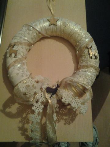 Dekoration 2 - (Weihnachten, Dekoration, selbstgemacht)