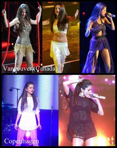 Selena Gomez Outfits - (Freizeit, Mode, Tour)