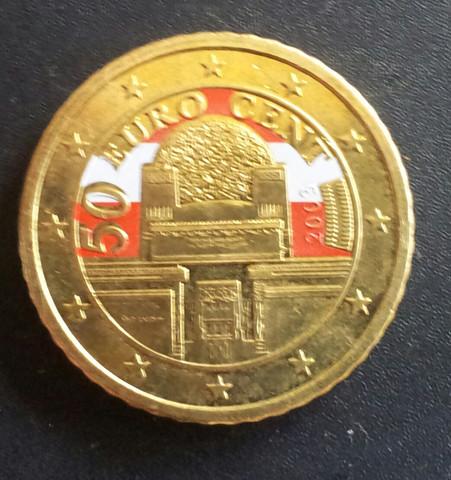 Seltene Münze Oder Fake Münzen 50 Cent Cent