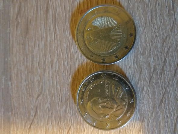 - (Geld, Münzen)