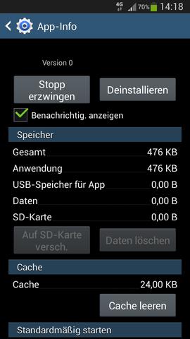 Screenshot - (Android, s4 mini)