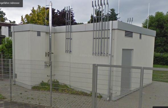 Pommernstraße - (Haus, Google)