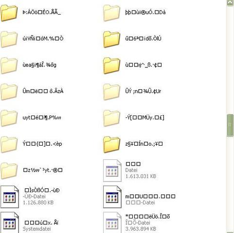 Seltsame Dateinamen - (Computer, PC, Technik)
