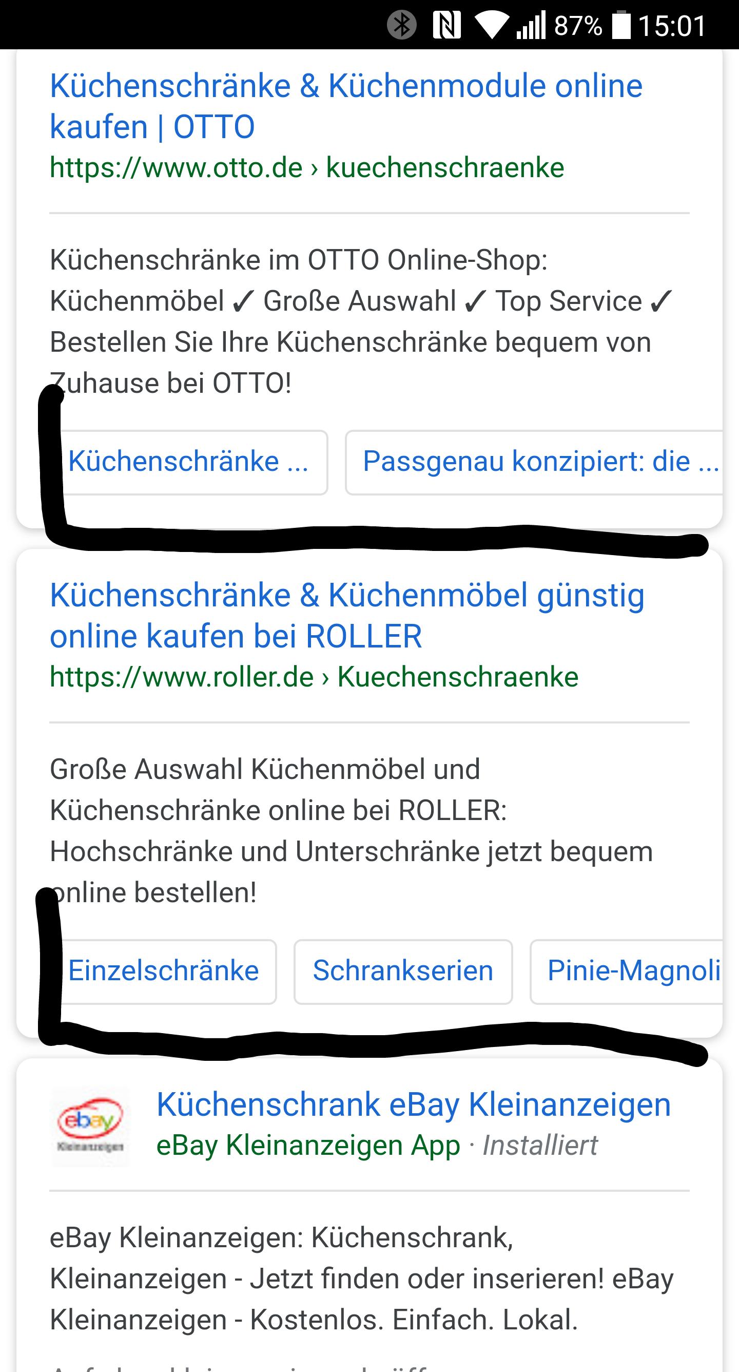 Ebay Kleinanzeige Küchenschrank. Farbe Für Die Küche Kleine Enge ...