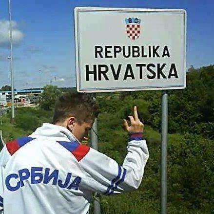 das bild hier  - (Hass, Kroatien, albaner)