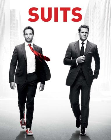 Suits - (Film, Serie, DVD)