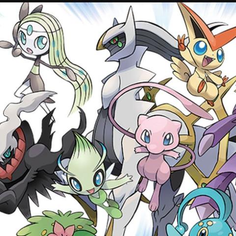 Artwork zum 20-jährigen Jubiläum des Pokémon Universums - (Pokemon, Event, Gamestop)