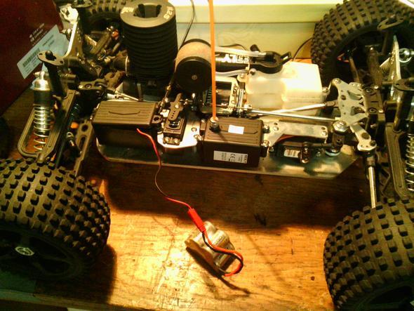Modellbau Verbrenner Starten ~ Servos meines rc nitro autoch funktionieren nicht modellbau