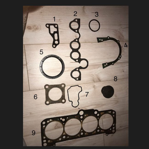 Hab die Sachen nummeriert dankeee - (Motor, Auto und Motorrad, Golf)