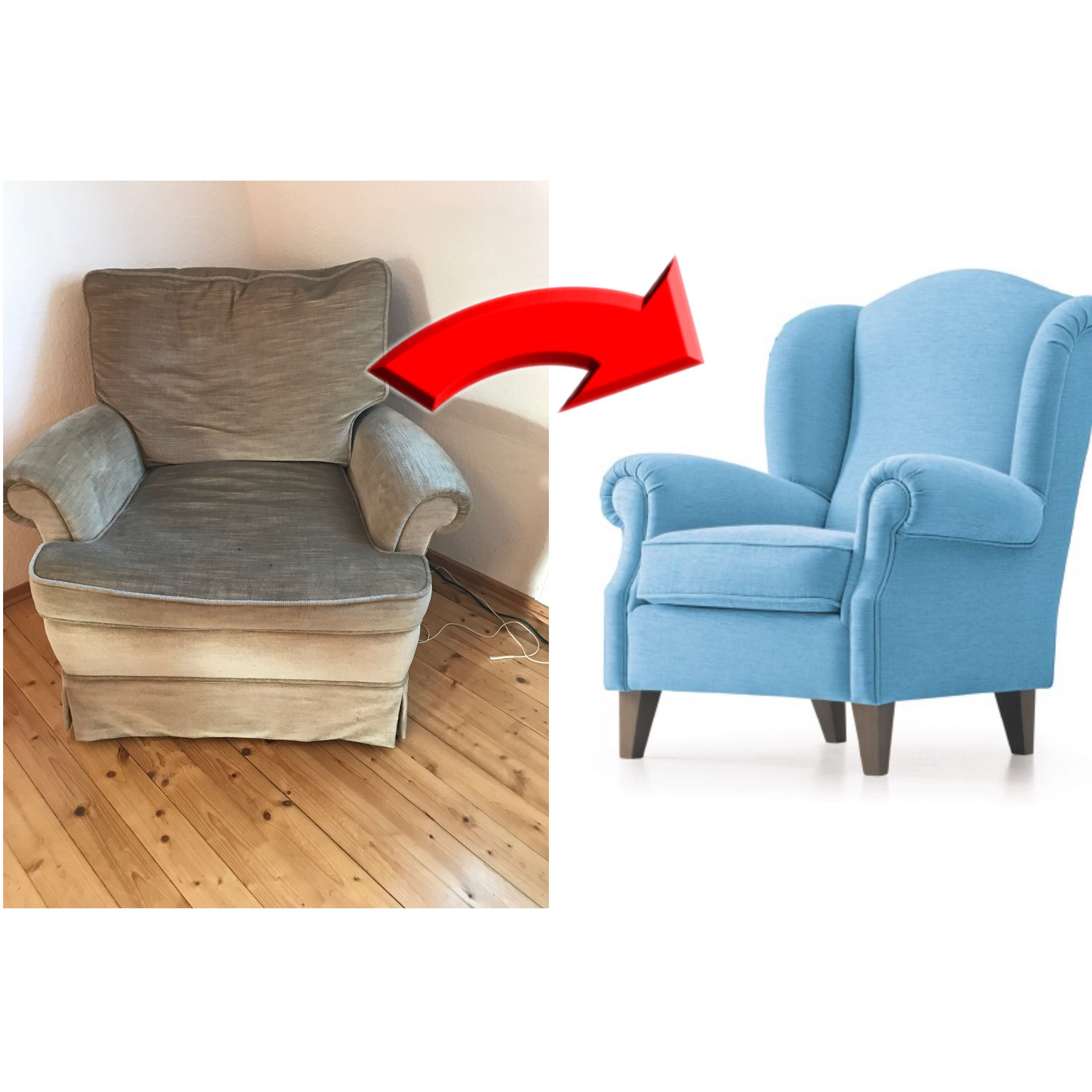 sessel einf rben williamflooring. Black Bedroom Furniture Sets. Home Design Ideas