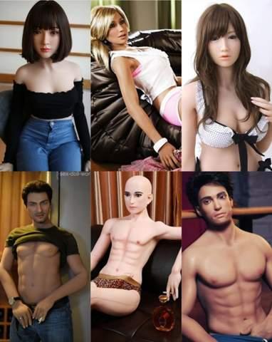 Sexroboter als Freund/Freundin?