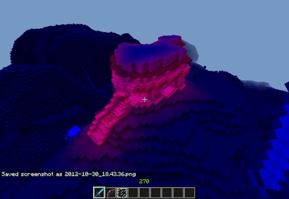 Rote ( Lilane ) Farbe - (Minecraft, Fehler, Mods)
