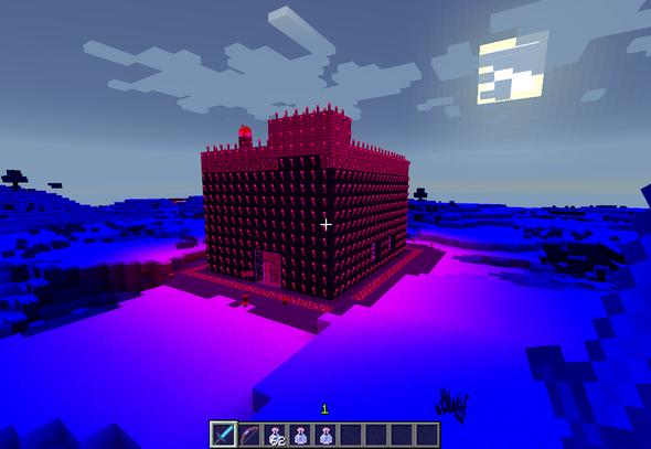 Nochmal die Farben - (Minecraft, Fehler, Mods)