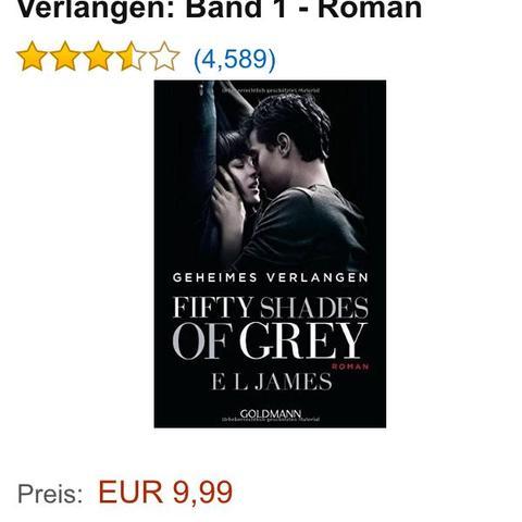 Shades of Grey - das Buch Wo ist der Unterschied? (lesen)