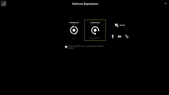 Screen 1 - (Computer, PC, Nvidia)