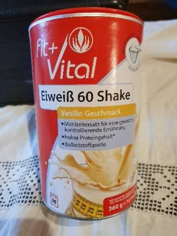 Shake abnehmen?