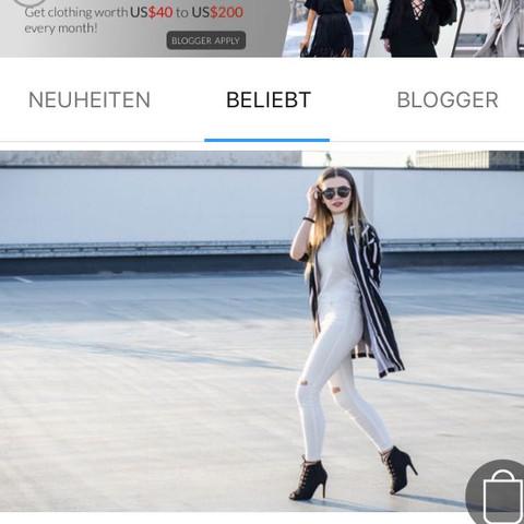 Was sind das für Blogger? - (Kleidung, Apps, Betrug)