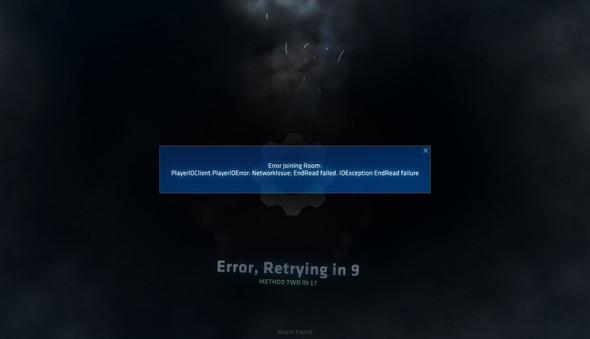Der  Error - (Steam, Shell shock live )