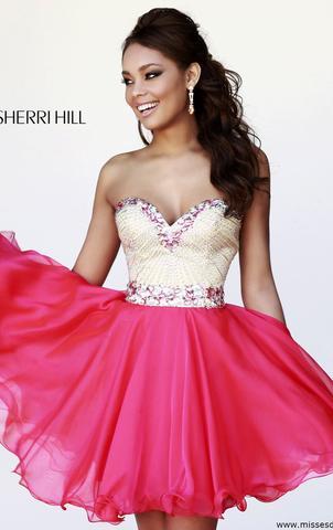 Sherri Hill Kleid - (Kosten, abschlussballkleid, sherri hill)