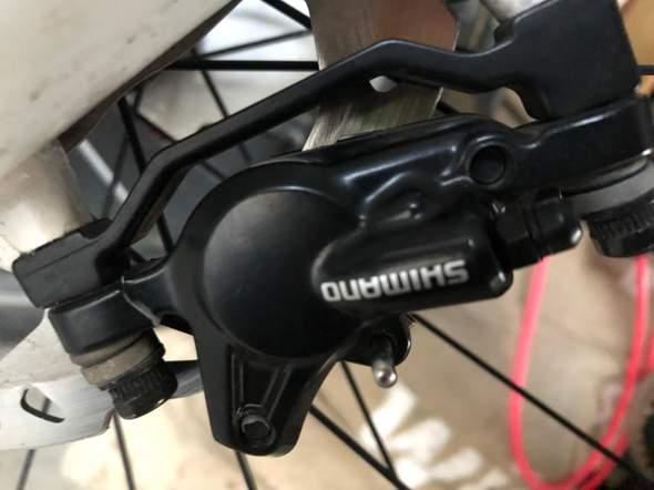 Shimano Br-M615 Bremssattel kaputt, welchen Ersatz?