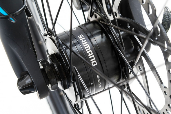 shimano fahrrad dynamo einstellen
