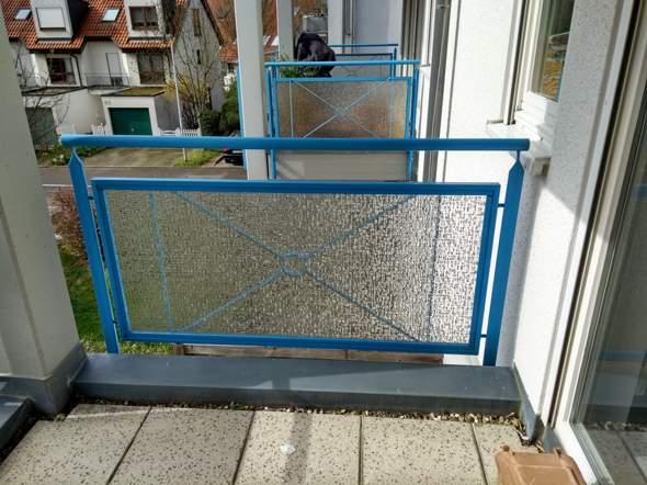 Sichtschutz für Balkon gesucht?