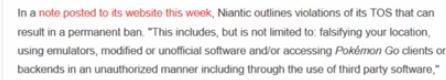 Post von Niantic - (Pokemon, Pokemon Go, Niantic)