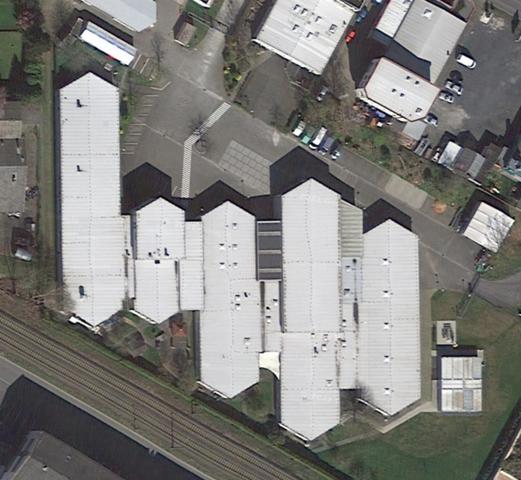 Sieht das Gebäude aus wie ein Code?