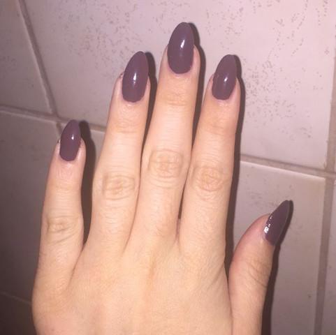 Bbbbbbb - (Farbe, Nägel, schwarz)