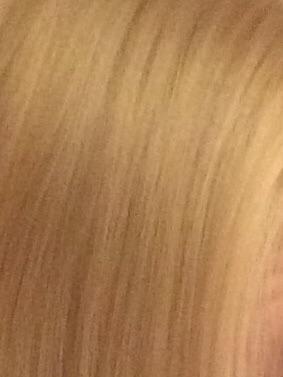 Sieht die farbe natürlich aus ? Haare - (Haare, färben, blond)