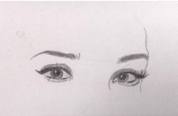 - (zeichnen, Talent)