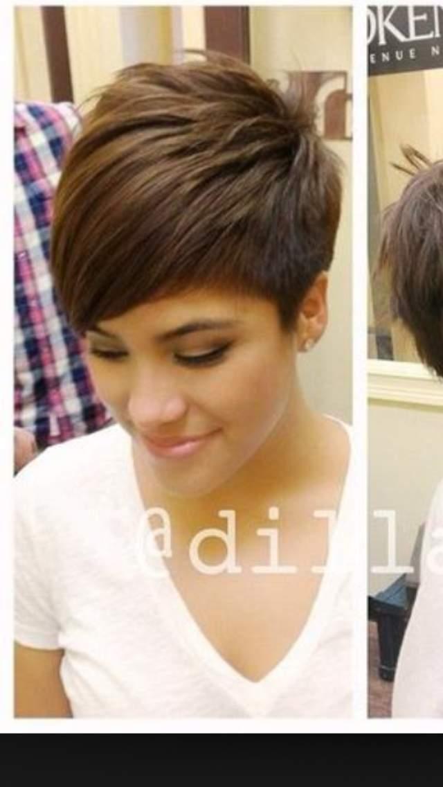 Kurze damen ganz haare Frisuren ganz