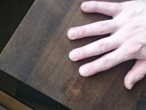 rechts - (Gesundheit, Meinung, Fingerkuppe)