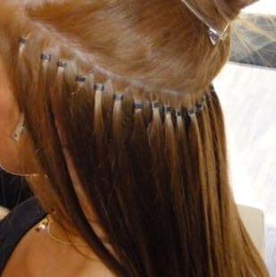 Sieht Man Eine Haarverlängerung Beim Schwimmen Haare Schönheit