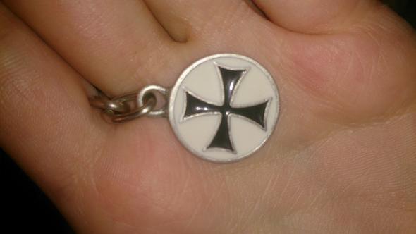 Mein Schlüsselanhänger - (Pferde, nds, EisernesKreuz)