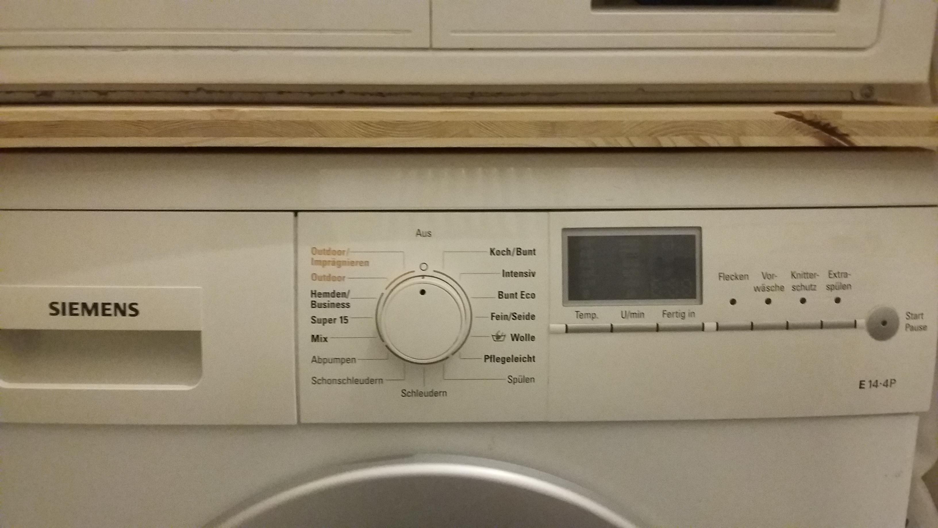 Siemens e p f waschmaschine waschmaschine defekt siemens