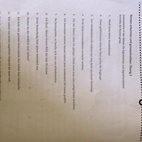 Meine Hausaufgaben - (Schule, Hausaufgaben, Signal)