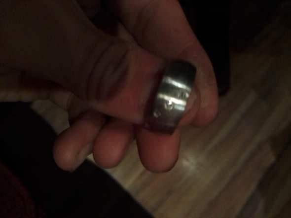 Silber Ring  925 mit krone wie teuer ist der?